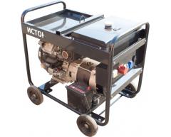 Бензиновый генератор Исток АБ10-Т400-ВМ111Э
