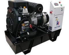 Бензиновый генератор Исток АБ10С-Т400-ВМ112Э
