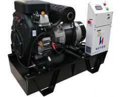 Бензиновый генератор Исток АБ15С-Т400-ВМ112Э