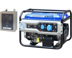 Бензиновый генератор TSS SGG 9000 ELA с АВР