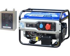 Бензиновый генератор TSS SGG 9000 E3LA с АВР