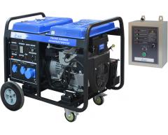 Бензиновый генератор TSS SGG 10000 EHA с АВР