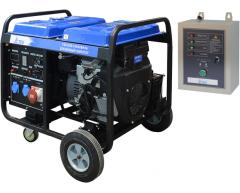 Бензиновый генератор TSS SGG 10000 EH3A с АВР