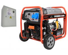 Бензиновый генератор Mitsui Power ECO ZM 9500 EA с АВР