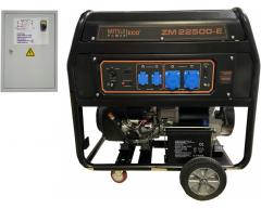 Бензиновый генератор Mitsui Power ECO ZM 22500 E с АВР