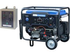 Бензиновый генератор TSS SGG 5000 EHNA с АВР