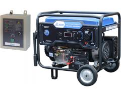 Бензиновый генератор TSS SGG 6000 EHNA с АВР