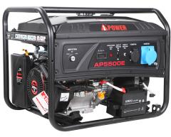 Бензиновый генератор A-iPower Lite AP 5500 E