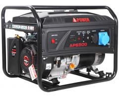 Бензиновый генератор A-iPower Lite AP 6500