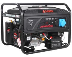 Бензиновый генератор A-iPower Lite AP 6500 E