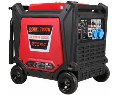 Инверторный бензиновый генератор Mitsui Power ECO ZM 8000 iM
