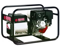 Бензиновый генератор Europower EP 6500 T 3X230V для ж/д