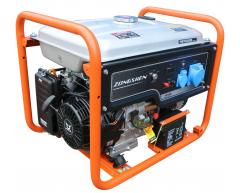 Бензиновый генератор Zongshen PB 7000 E