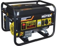 Бензиновый генератор Huter DY 4000 L