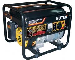 Бензиновый генератор Huter DY 4000 LX