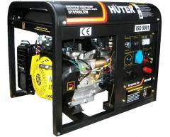 Сварочный бензиновый генератор Huter DY 6500 LXW