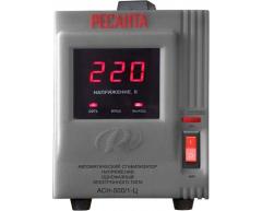 Стабилизатор напряжения электронный Ресанта АСН 500 1-Ц