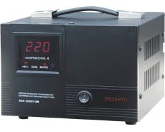 Стабилизатор напряжения электромеханический Ресанта АСН 1500 1-ЭМ