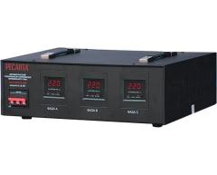 Стабилизатор напряжения электромеханический Ресанта АСН 3000/3-ЭМ