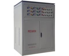 Стабилизатор напряжения электромеханический Ресанта АСН 100000/3