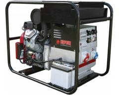 Сварочный бензиновый генератор Europower EP 250 XE DC