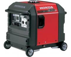 Инверторный бензиновый генератор Honda EU 30is