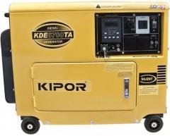 Дизельный генератор Kipor KDE 6700 TA