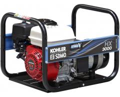 Бензиновый генератор KOHLER-SDMO HXC 3000 C5