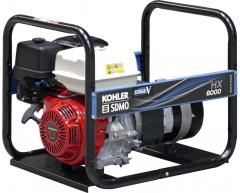 Бензиновый генератор KOHLER-SDMO HXC 6000 C5
