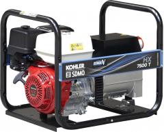 Бензиновый генератор KOHLER-SDMO HXC 7500 T C5