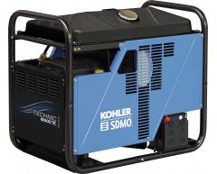 Бензиновый генератор KOHLER-SDMO Technic 15000 TA C5