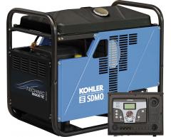 Бензиновый генератор KOHLER-SDMO Technic 15000 TA C5 с АВР