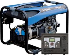 Дизельный генератор Sdmo Diesel 6000 E XL C M Auto