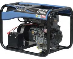 Дизельный генератор KOHLER-SDMO Diesel 6000 E XL C5