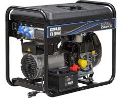 Дизельный генератор KOHLER-SDMO Diesel 10000 A XL Export