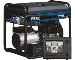 Дизельный генератор Sdmo Diesel 10000 E XL C с АВР