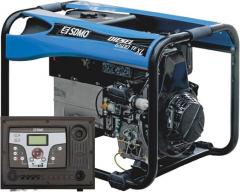 Дизельный генератор Sdmo Diesel 6500 TE XL C M Auto