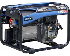 Дизельный генератор KOHLER-SDMO Diesel 6500 TE XL C5