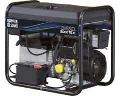 Дизельный генератор KOHLER-SDMO Diesel 15000 TA XL Export