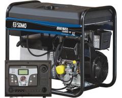 Дизельный генератор Sdmo Diesel 15000 TE XL C с АВР