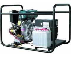 Дизельный генератор Энерго ED 6.0/230 SE