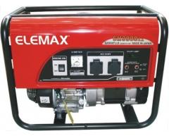 Бензиновый генератор Elemax SH 3900 EX-R