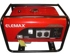 Бензиновый генератор Elemax SH 6500 EX-R