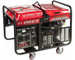 Бензиновый генератор Elemax SHT 11500 R