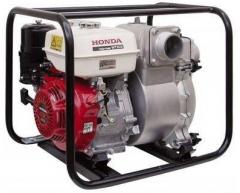 Мотопомпа бензиновая Honda WT 30