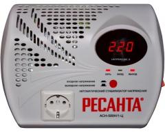 Стабилизатор напряжения электронный Ресанта АСН 500 Н 1-Ц
