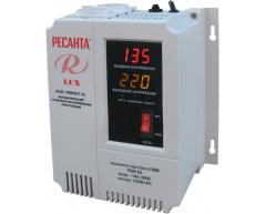Стабилизатор напряжения электронный Ресанта АСН 1500 Н 1-Ц Lux