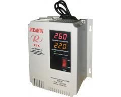 Стабилизатор напряжения электронный Ресанта АСН 2000 Н 1-Ц Lux
