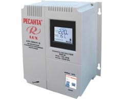 Стабилизатор напряжения электронный Ресанта АСН 3000 Н 1-Ц Lux