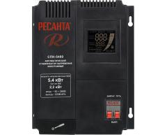 Стабилизатор напряжения электронный Ресанта СПН 5400